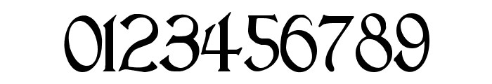 Lightfoot Font OTHER CHARS
