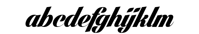 Lighthouse Personal Use Font LOWERCASE