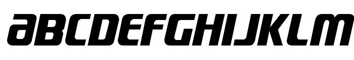Lightsider Compact Regular Font LOWERCASE