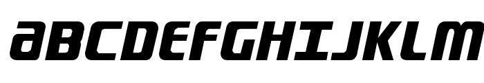 Lightsider Regular Font UPPERCASE