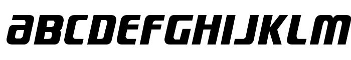 Lightsider Regular Font LOWERCASE