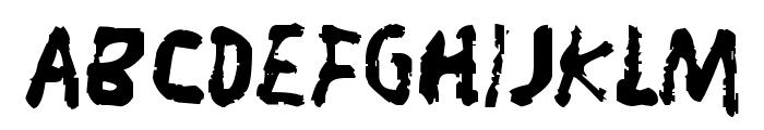 Liitu Font LOWERCASE