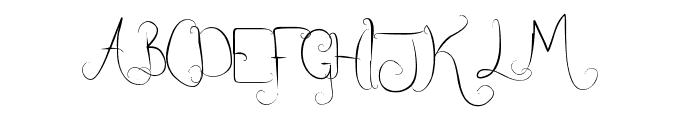 Like Giselle? Font UPPERCASE