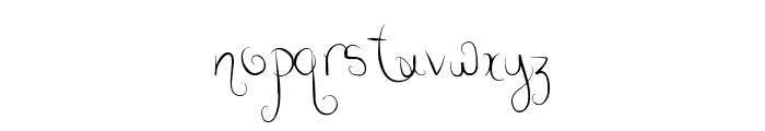 Like Giselle? Font LOWERCASE