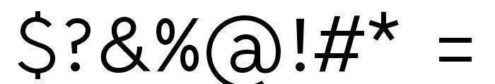 LilGrotesk Font OTHER CHARS
