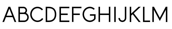 LilGrotesk Font UPPERCASE