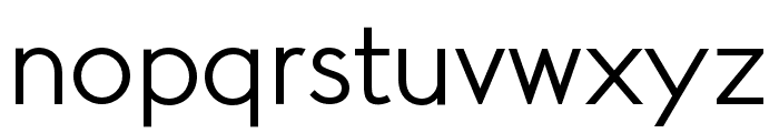 LilGrotesk Font LOWERCASE