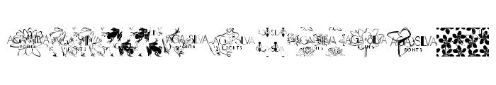 LiliusDEMO Font OTHER CHARS