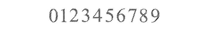 Limited Grids Regular Font OTHER CHARS