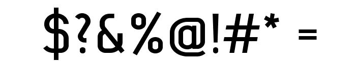 Lindau Font OTHER CHARS
