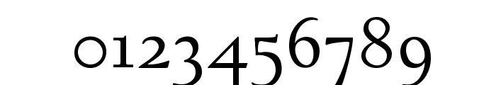 Linden Hill Regular Font OTHER CHARS