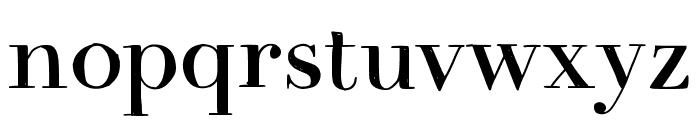 LindysDiner Font LOWERCASE