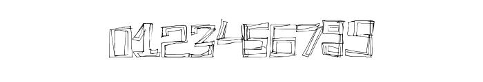 LineFever Font OTHER CHARS