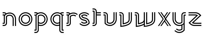 Linea Font UPPERCASE