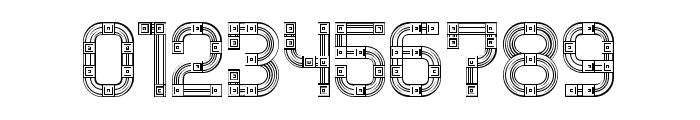 Linerine Regular Font OTHER CHARS