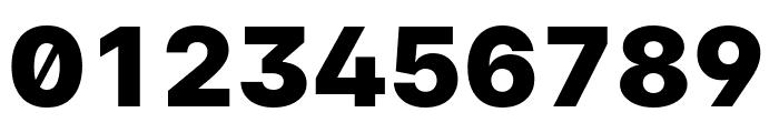 LinikSans-Black Font OTHER CHARS