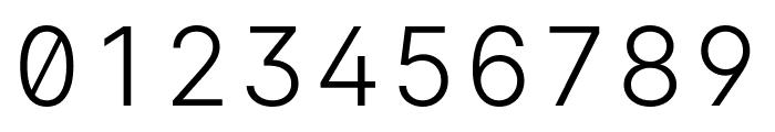 LinikSans-Light Font OTHER CHARS