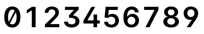 LinikSans-SemiBold Font OTHER CHARS