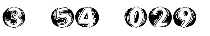 LinocapsBR Font OTHER CHARS