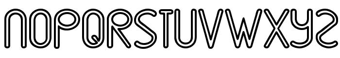 Linu Font UPPERCASE