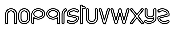 Linu Font LOWERCASE