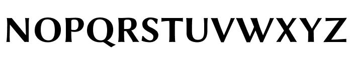 Linux Biolinum Capitals Bold Font UPPERCASE