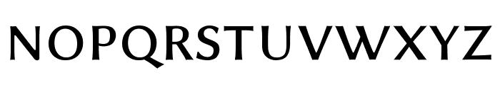 Linux Biolinum Capitals Font LOWERCASE