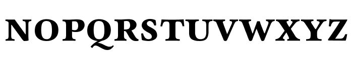 Linux Libertine Capitals Bold Font LOWERCASE