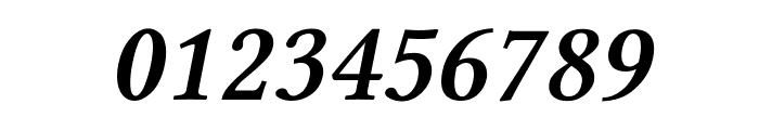 Linux Libertine Capitals Semibold Italic Font OTHER CHARS