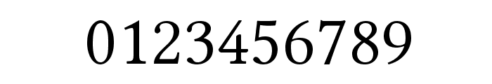 Linux Libertine O Font OTHER CHARS