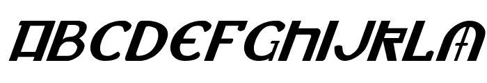 Lionheart Italic Font LOWERCASE