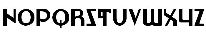 Lionheart Font LOWERCASE