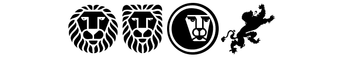LionsClub Font OTHER CHARS
