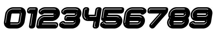 Liquid Italic Font OTHER CHARS