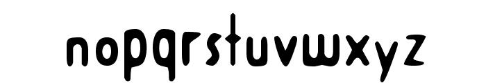 Liquid Nite Font LOWERCASE