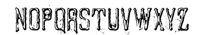 Liszthius-Alkimista Font UPPERCASE