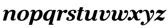 Litoland Italic Font LOWERCASE
