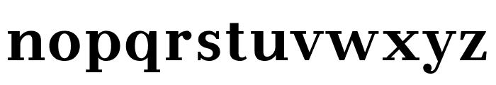 Litoland Font LOWERCASE