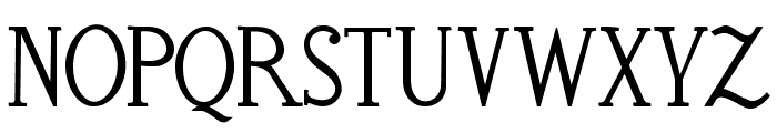 LitosScript-SemiBold Font UPPERCASE