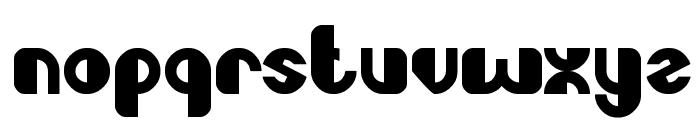 Little Atom Font UPPERCASE