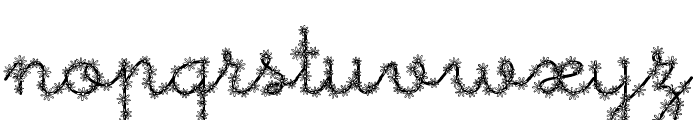 Little Daisy Font LOWERCASE