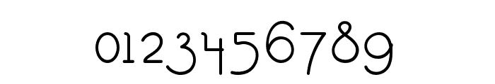 LittleEdellweiss Font OTHER CHARS