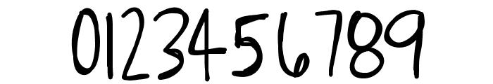 LittleMuffins Font OTHER CHARS