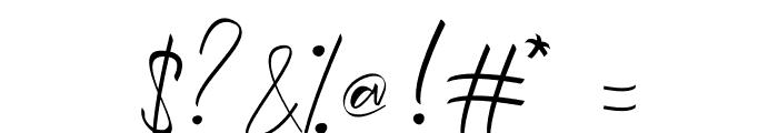 Littlehampton Font OTHER CHARS