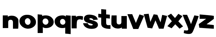 Littoral Font LOWERCASE