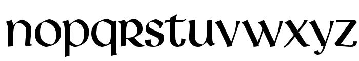 Livingstone Font UPPERCASE