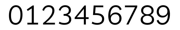 Livvic Regular Font OTHER CHARS