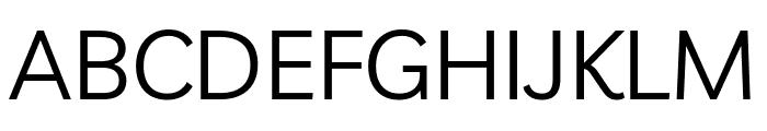 Livvic Regular Font UPPERCASE