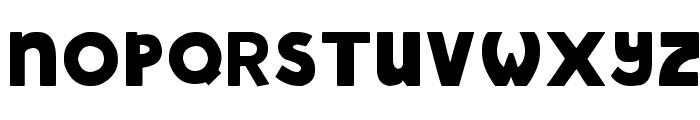 libre Font LOWERCASE