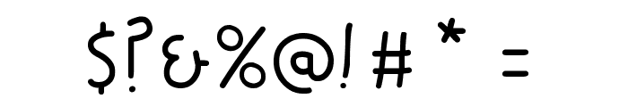 littera Font OTHER CHARS